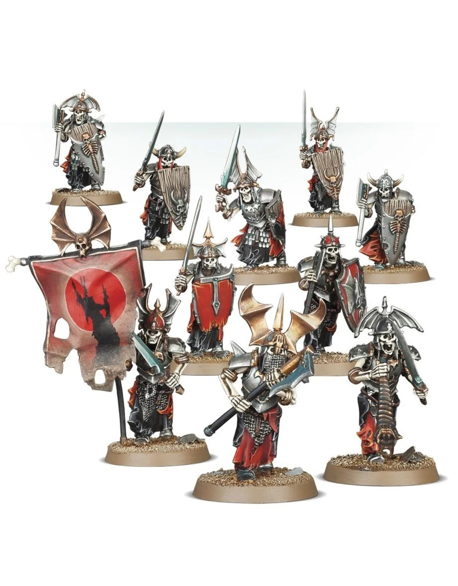 Games Workshop Deathrattle: Grave Guard