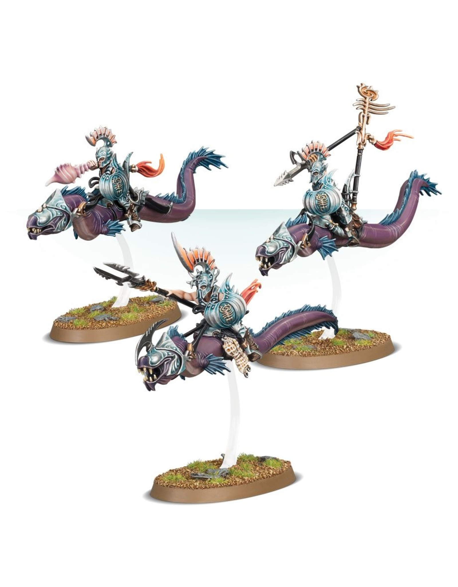 Games Workshop Idoneth Deepkin: Akhelian Guard