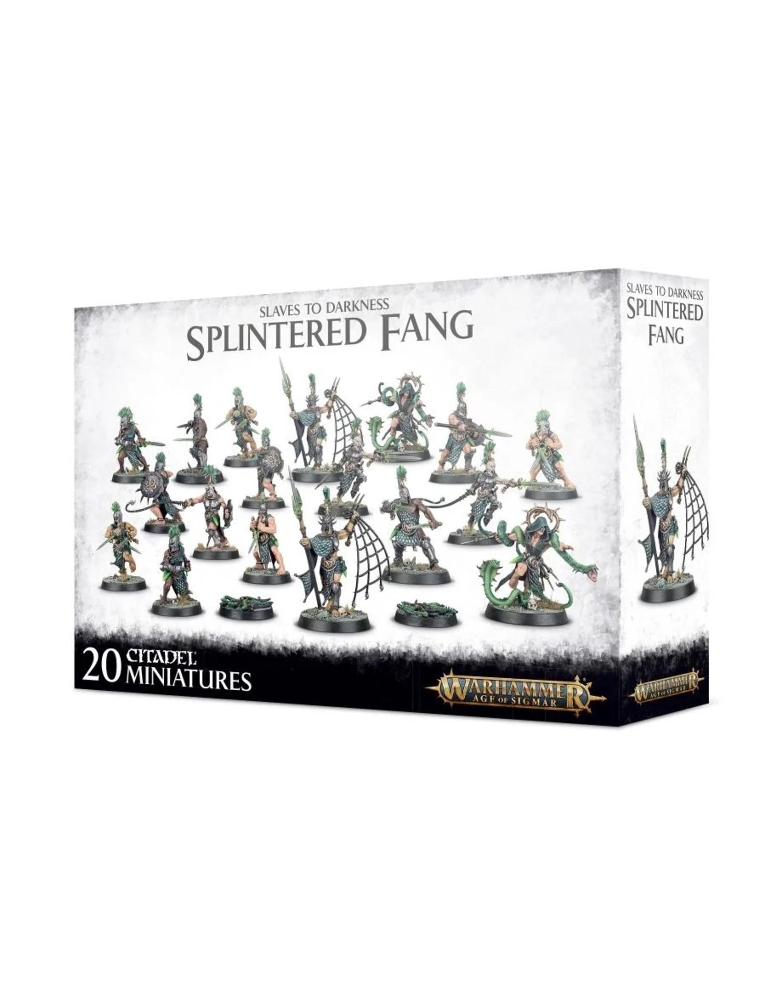 Games Workshop Slaves to Darkness: The Splintered Fang