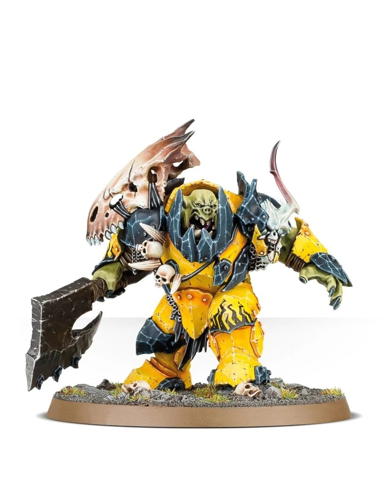 Games Workshop Ironjawz: Orruk Megaboss