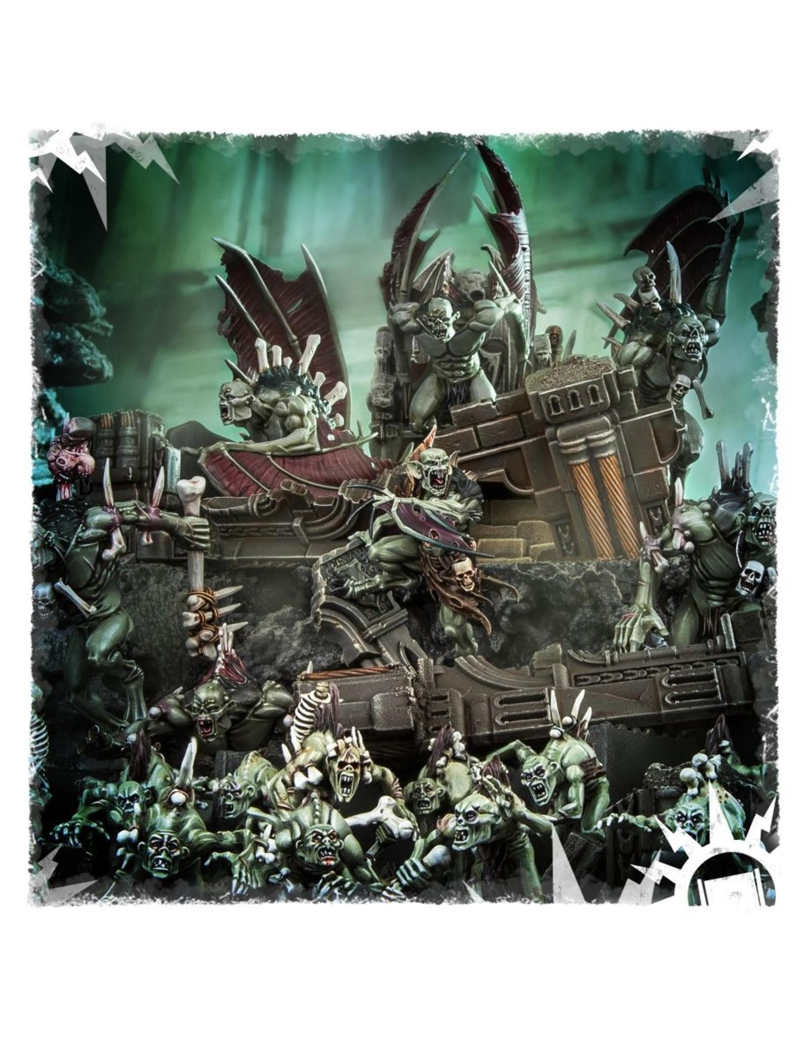 Games Workshop Flesh-eater Courts: Abhorrant Archregent