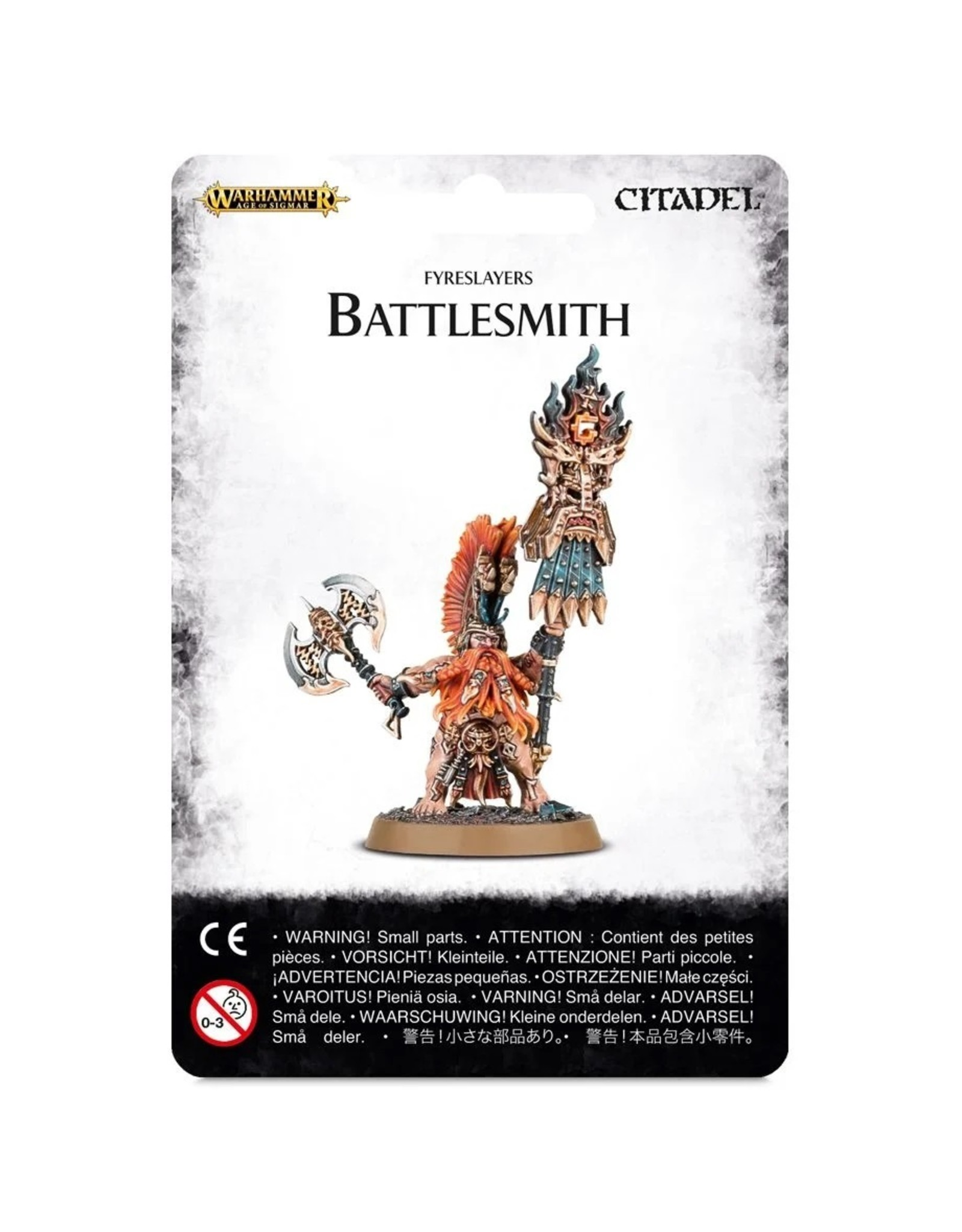 Games Workshop Fyreslayers: Battlesmith