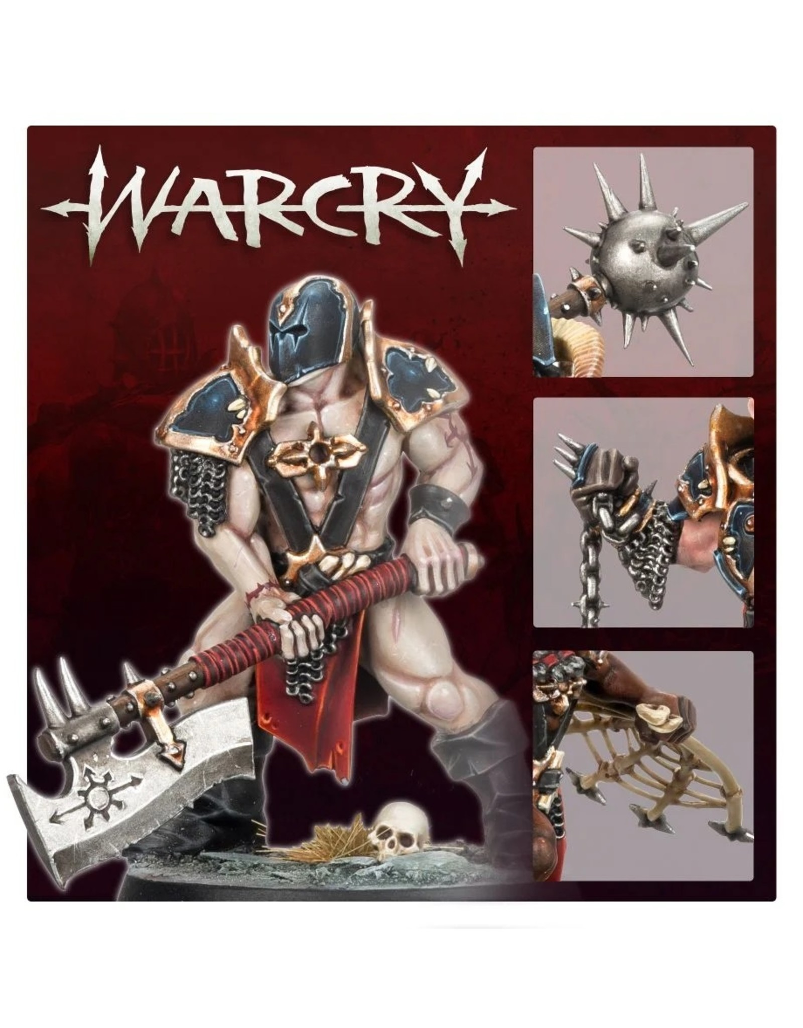 Games Workshop Warcry: Spire Tyrants