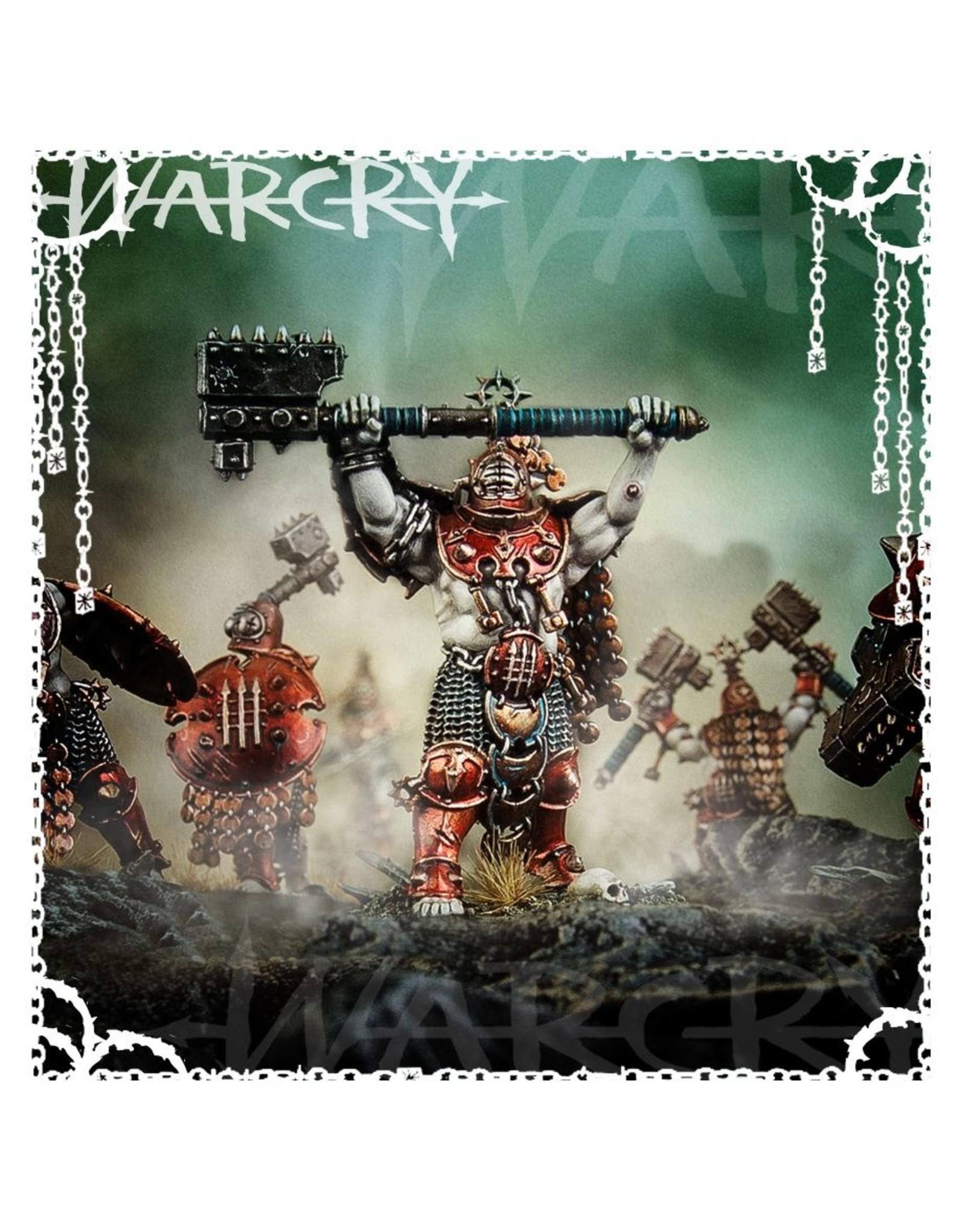 Games Workshop Warcry: Iron Golem