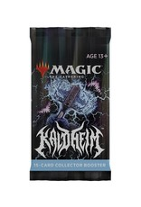 Wizards of the Coast MtG: Kaldheim Collector Booster Pack