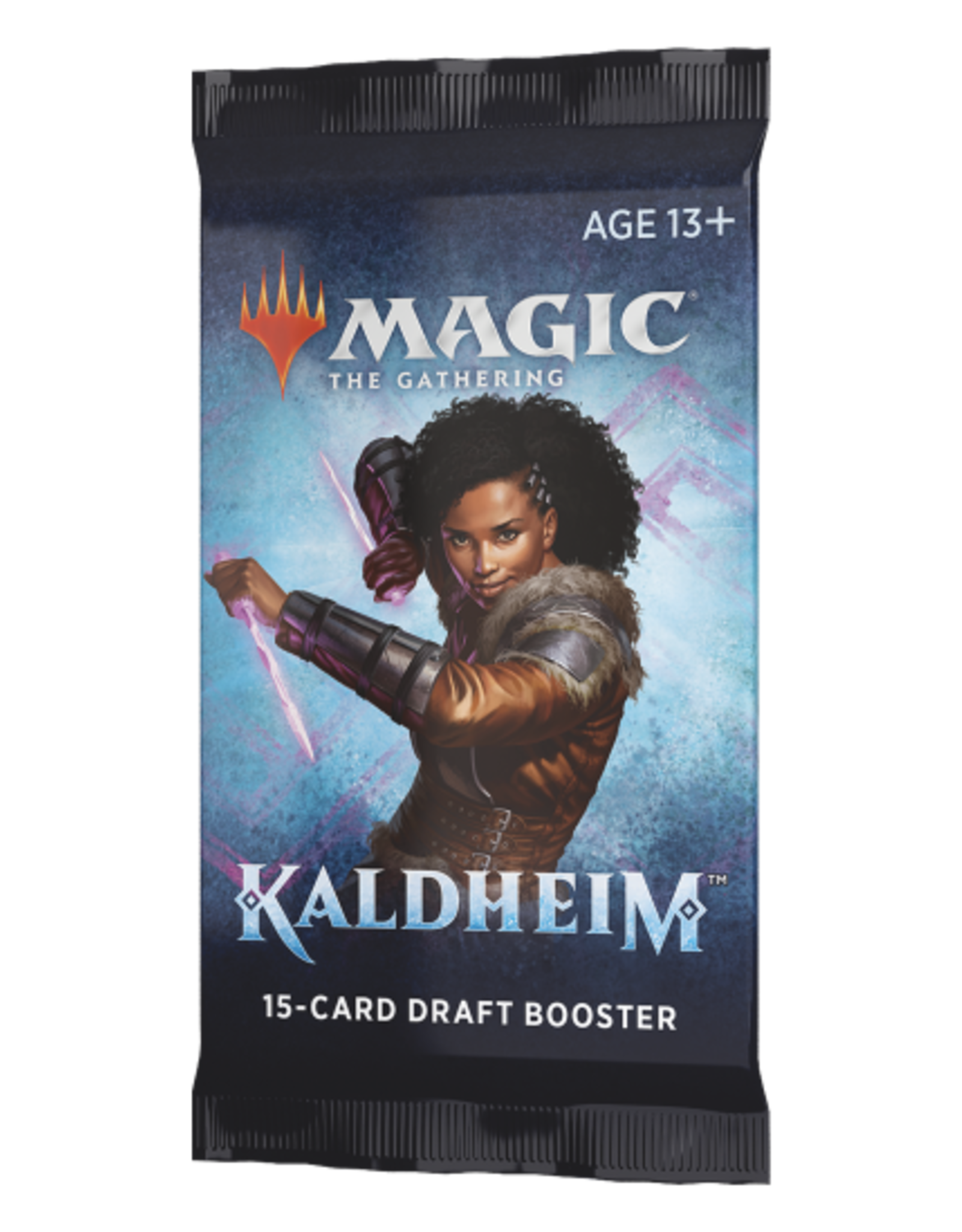 Wizards of the Coast MtG: Kaldheim Draft Booster Pack