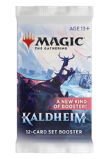 Wizards of the Coast MtG: Kaldheim Set Booster Pack