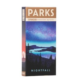 Keymaster Games PARKS: Nightfall Expansion