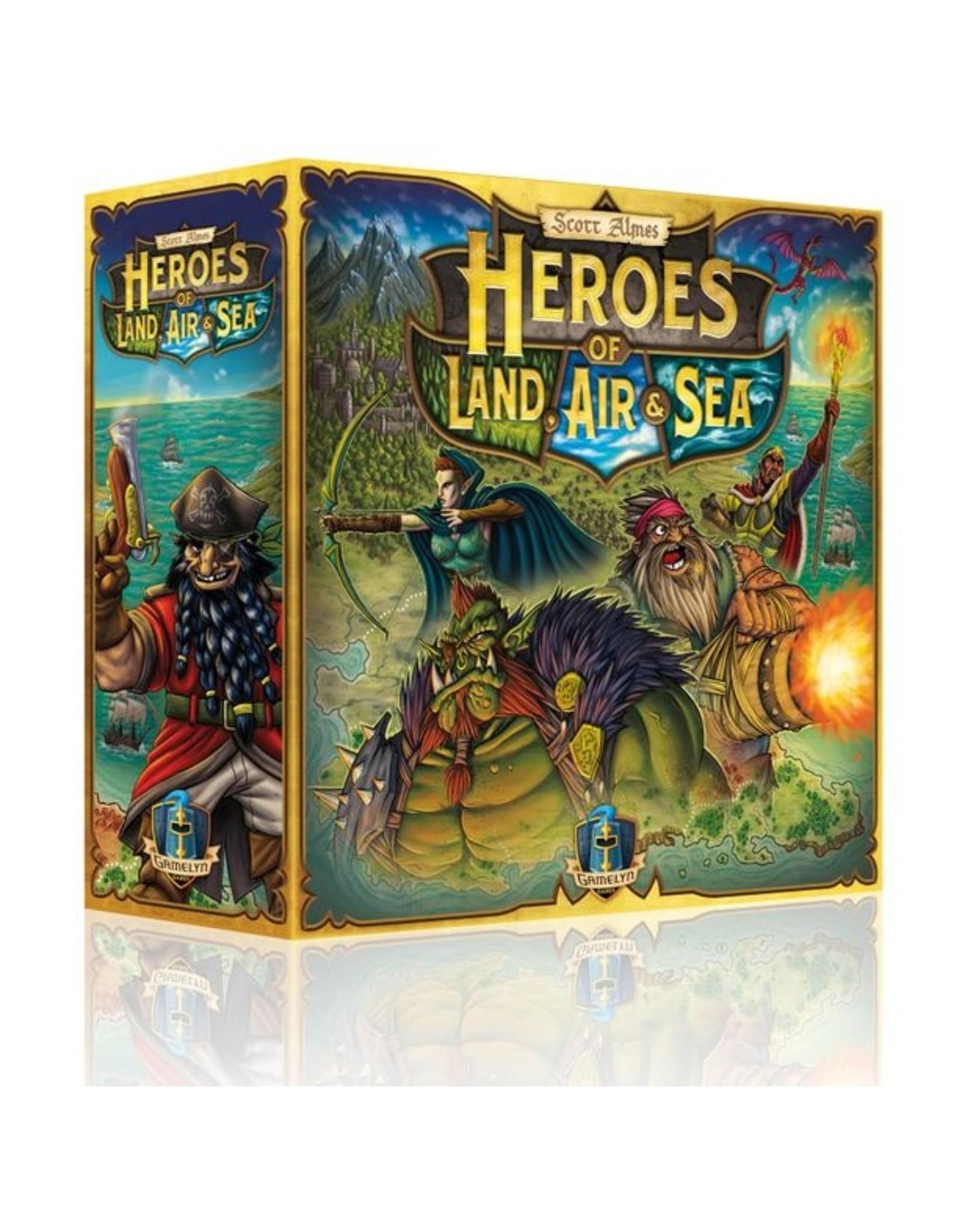 Gamelyn Games Heroes of Land, Air & Sea