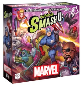AEG Smash Up: Marvel Edition