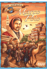 Z-Man Games The Voyages of Marco Polo