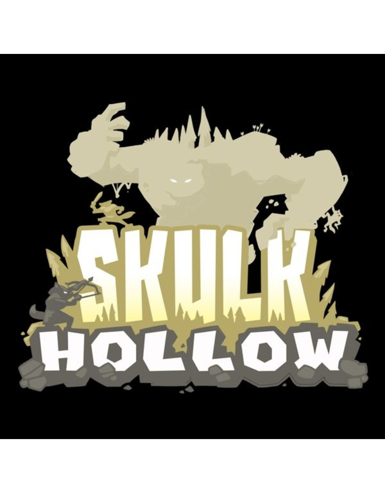 Pencil First Games Skulk Hollow
