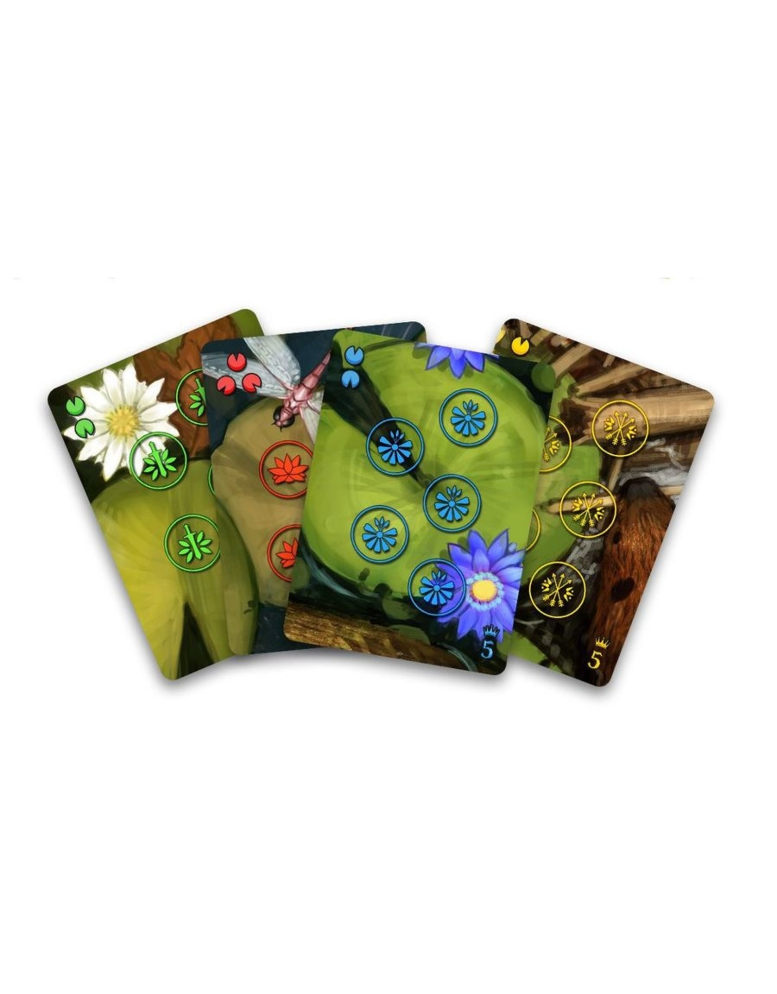 Renegade Game Studios Bullfrogs