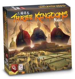 Capstone Games Three Kingdoms Redux