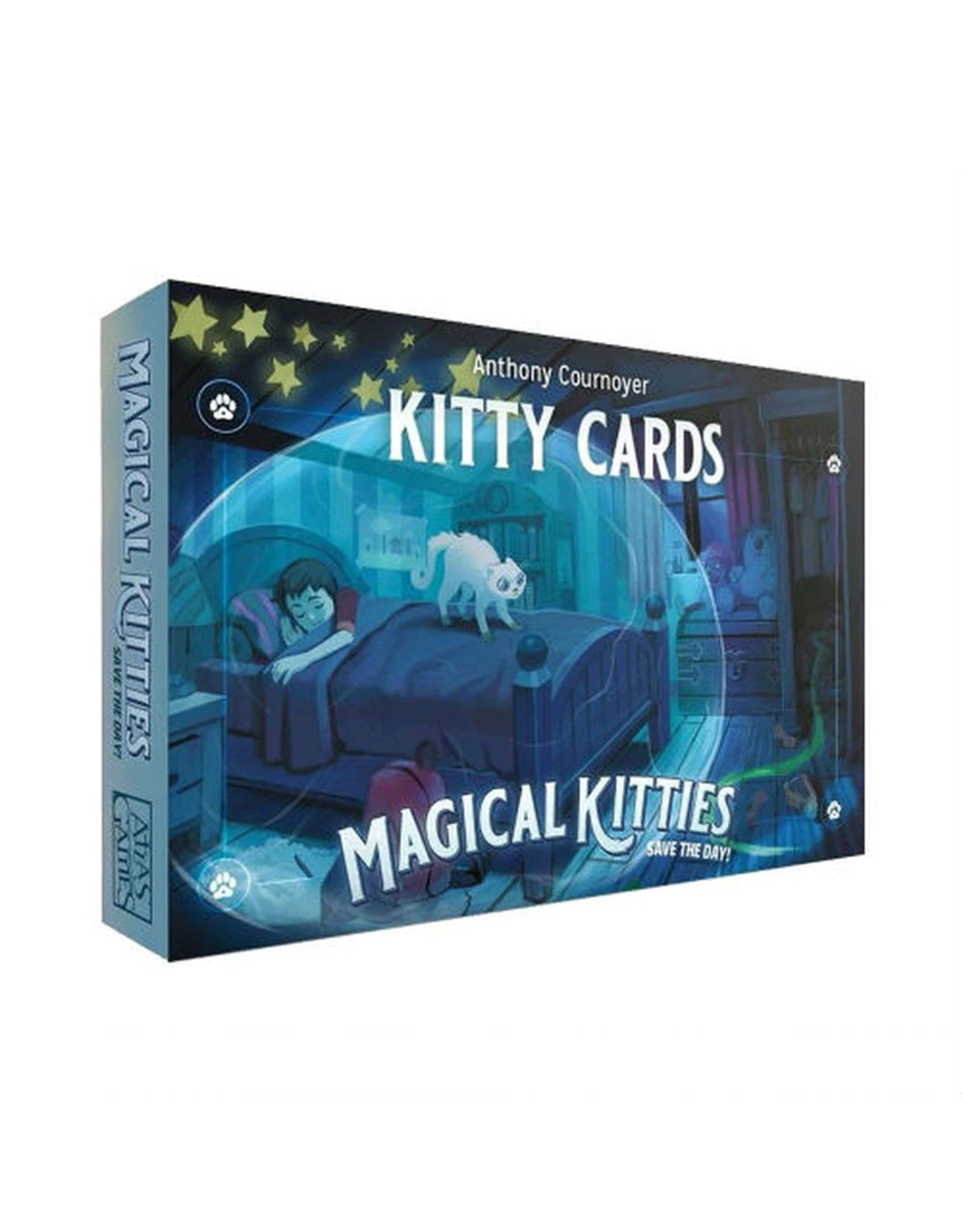 Atlas Games Magical Kitties Save the Day! Kitty Cards