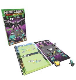 Thinkfun Inc. Minecraft Magnetic Travel Puzzle