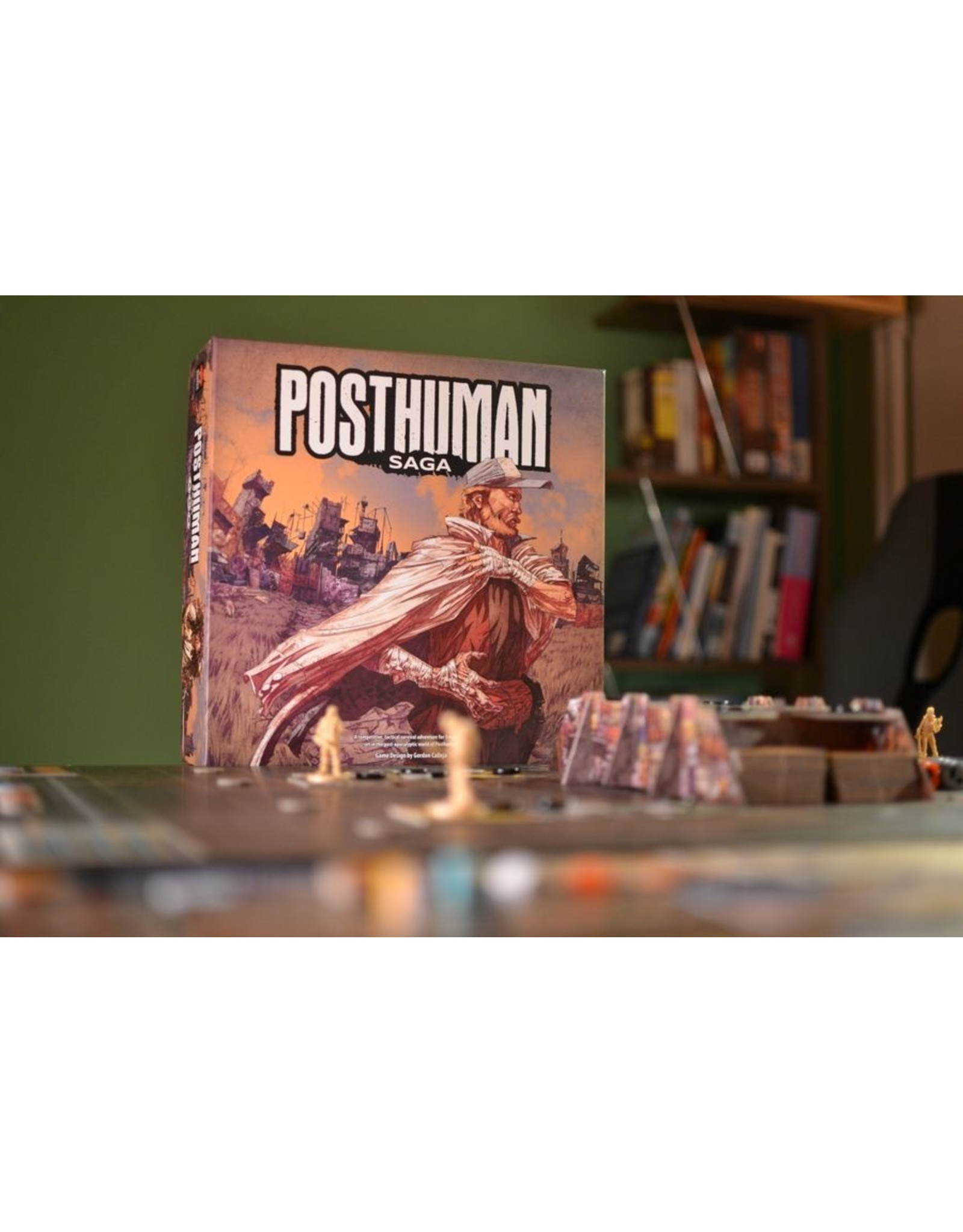 Mighty Boards Posthuman Saga