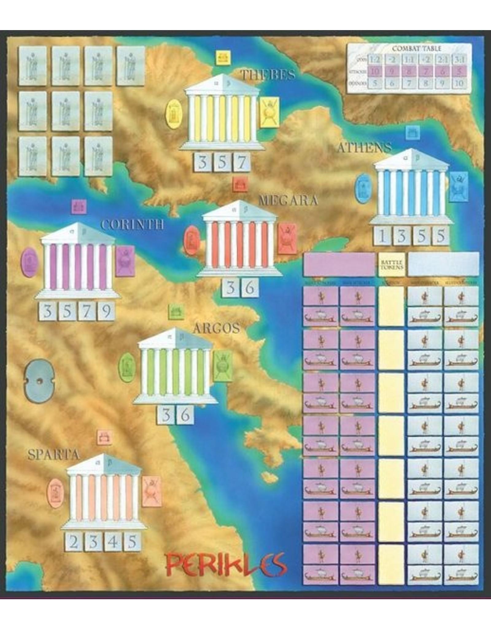 Fantasy Flight Games Perikles