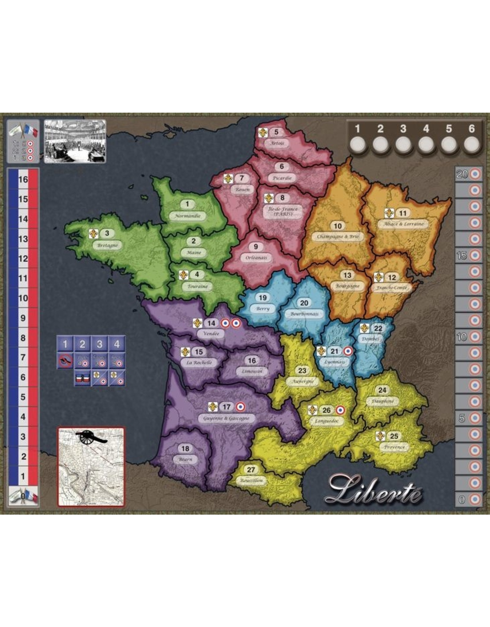Valley Games, Inc. Liberté