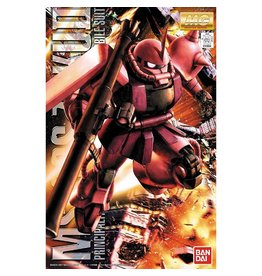 "Bandai ""Char's Zaku II'' Gundam Model Kit"