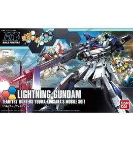 "Bandai ""Lightning Gundam"" Model Kit"