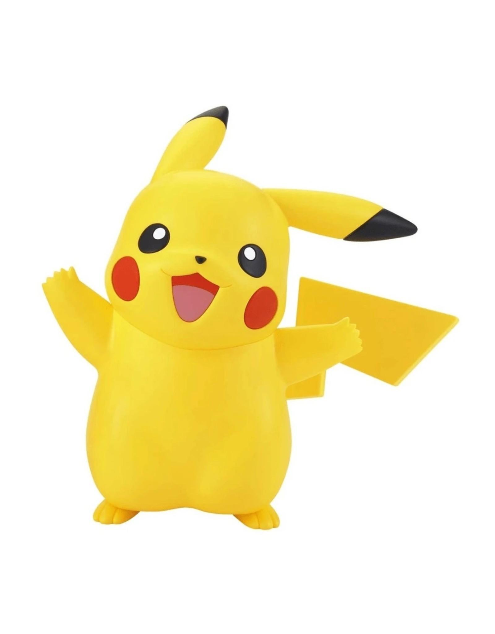 Bandai Pokemon Snap-Fit Model Kits