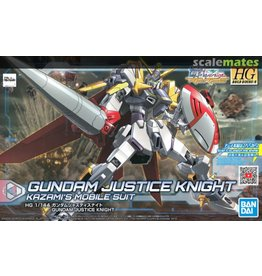 "Bandai ""Gundam Justice Knight"" Model Kit"