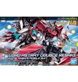 "Bandai ""Lord Astray Double Rebake"" Gundam Model Kit"