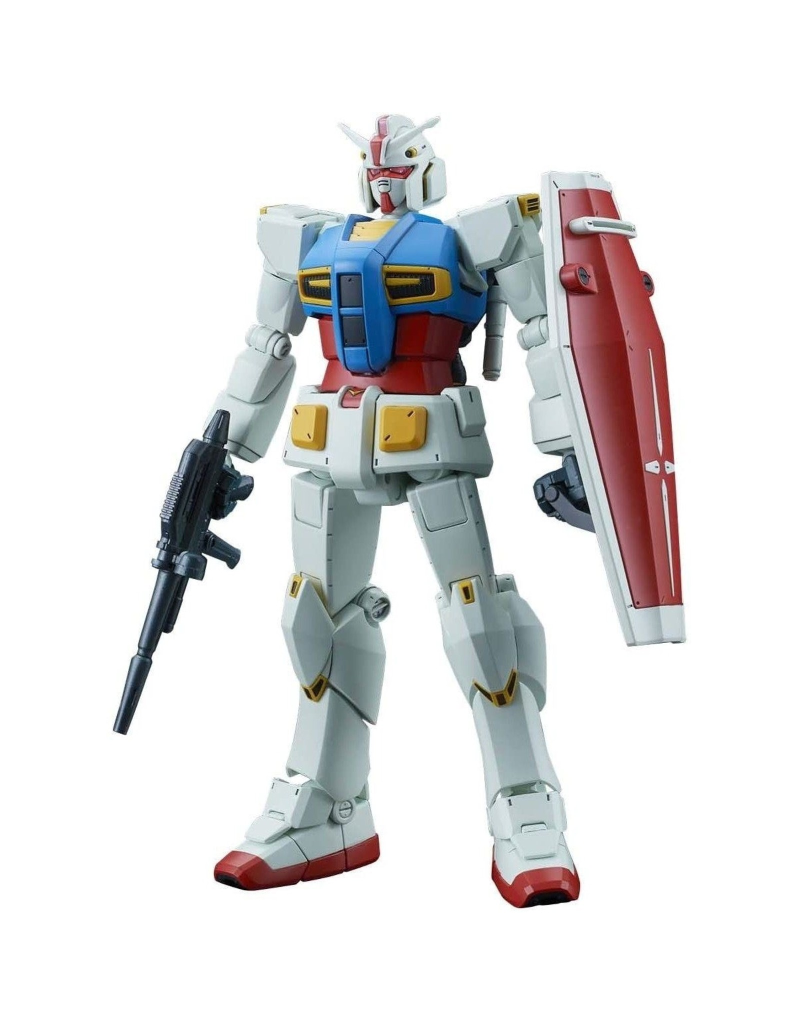 Bandai Gundam G40 (Industrial Design Ver.) Model Kit; HG 1/144