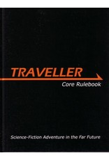 Mongoose Publishing Traveller 1E: Core Rulebook