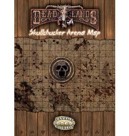 Pinnacle Entertainment Group Savage Worlds: Deadlands - City o Gloom & Skullchucker Arena Map