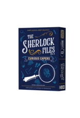 Indie Boards & Cards The Sherlock Files: Curious Capers