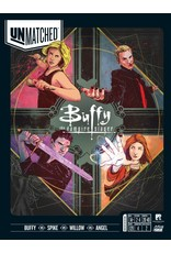 Restoration Games Unmatched: Buffy the Vampire Slayer