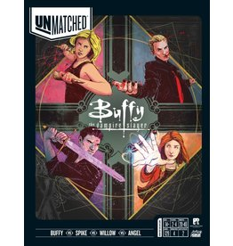 Restoration Games Unmatched: Buffy the Vampire Slayer