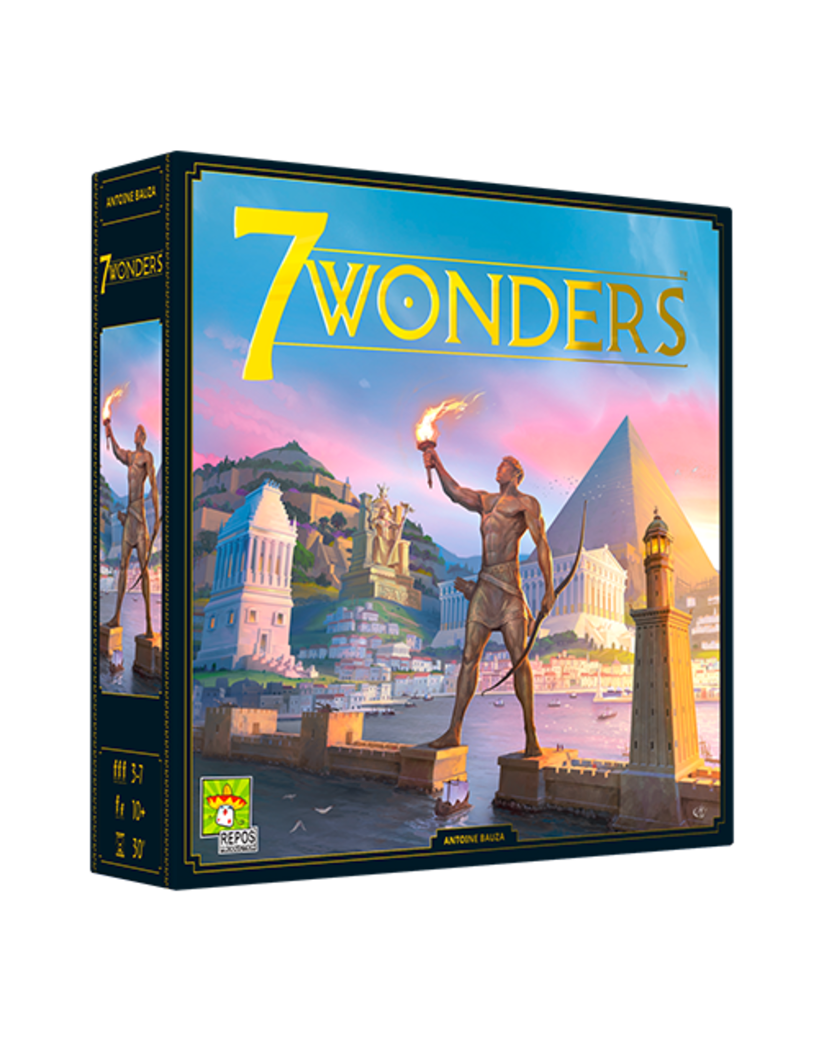 Repos 7 Wonders 2nd Ed.