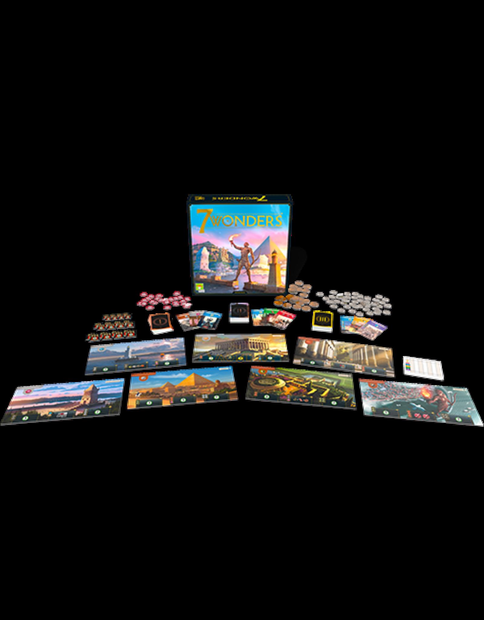 Repos 7 Wonders (2nd Edition)