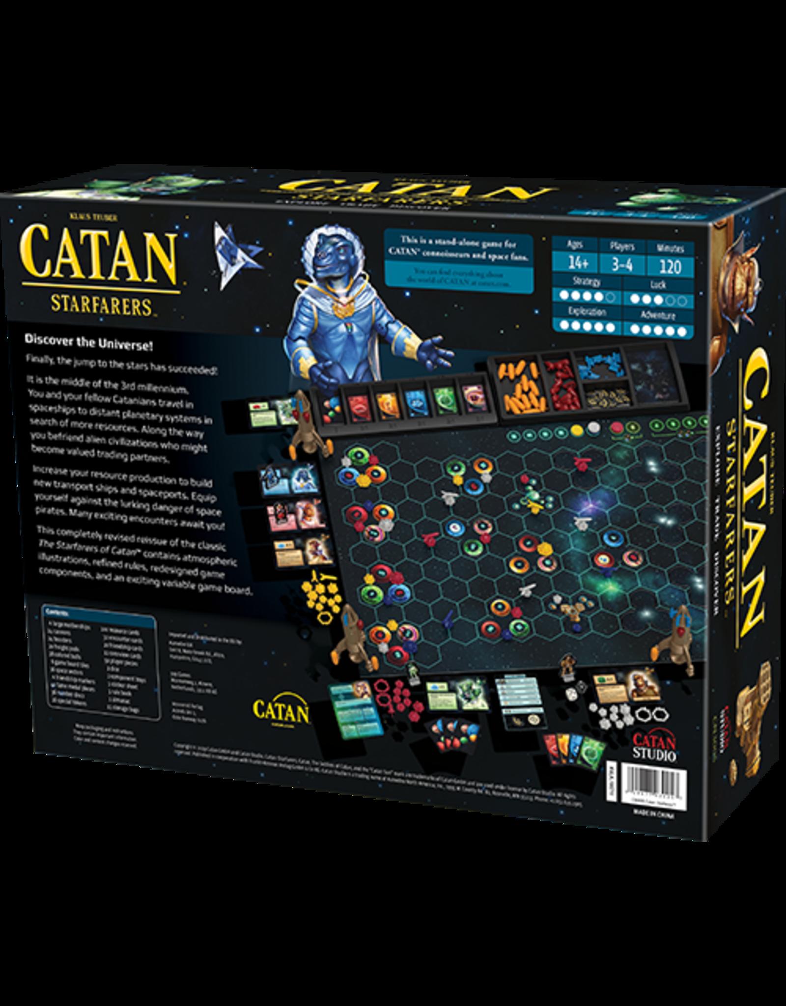Catan Studios Starfarers Catan 2nd Ed. (Core Set)