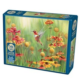 "Cobble Hill ""Rufous Hummingbird"" 500 Piece Puzzle"