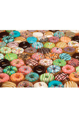 """Cobble Hill """"Doughnuts"""" 1000 Piece Puzzle"""
