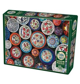 "Cobble Hill ""Bowls"" 1000 Piece Puzzle"