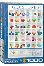 "Eurographics ""Gemstones"" 1000 Piece Puzzle"