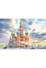 """Eurographics """"Moscow, Russia"""" 1000 Piece Puzzle"""