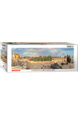 "Eurographics ""Jerusalem"" 1000 Piece Panoramic Puzzle"