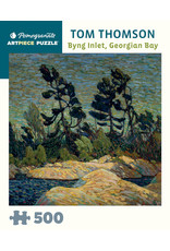 """Pomegranate """"Byng Inlet, Georgian Bay"""" 500 Piece Puzzle"""