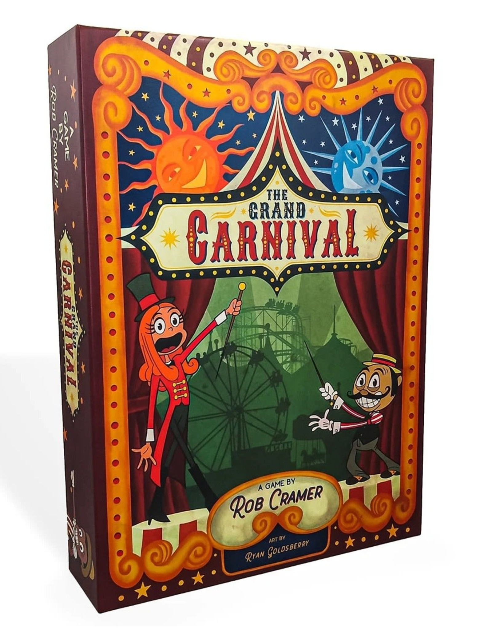 Uproarious The Grand Carnival