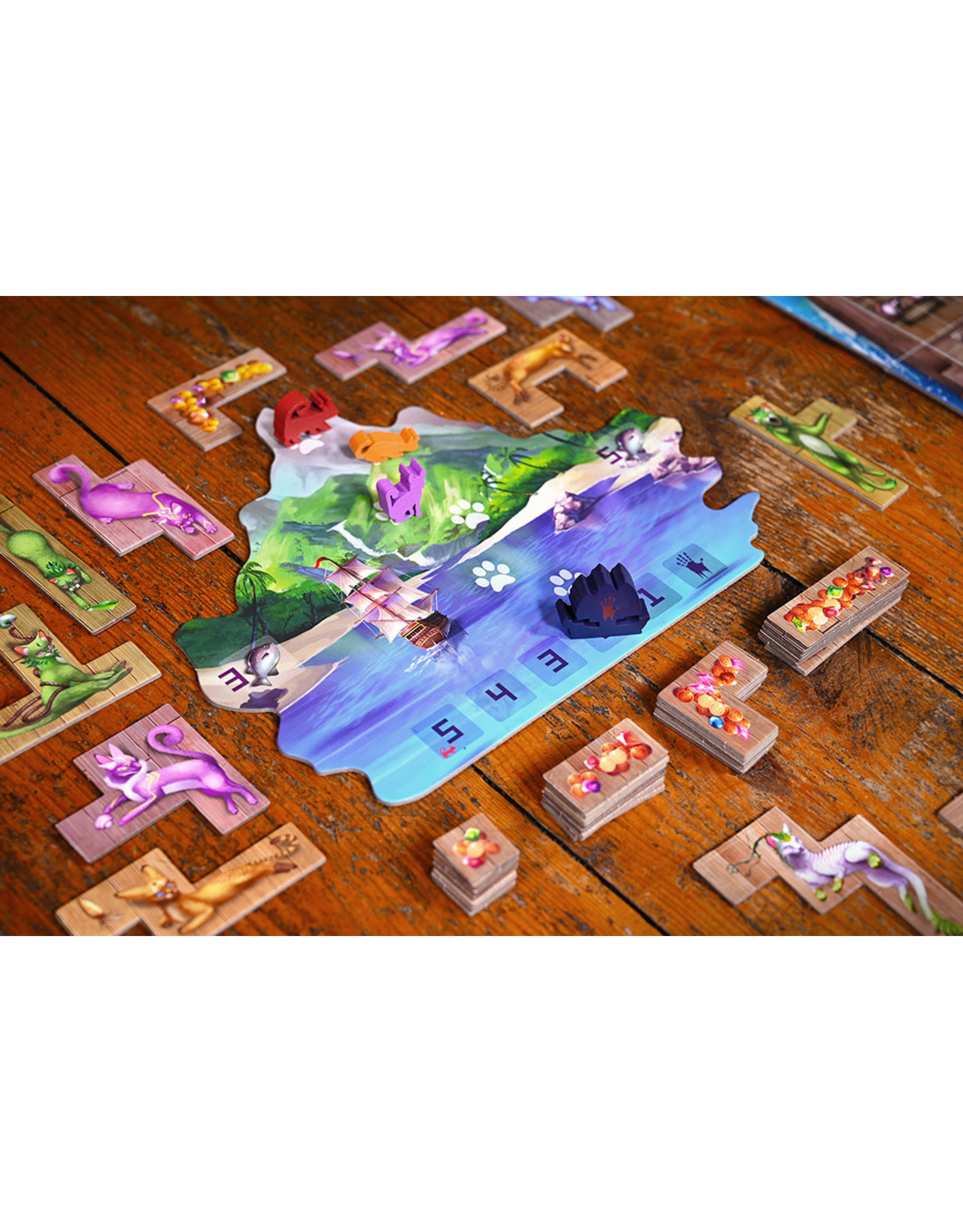 City of Games The Isle of Cats