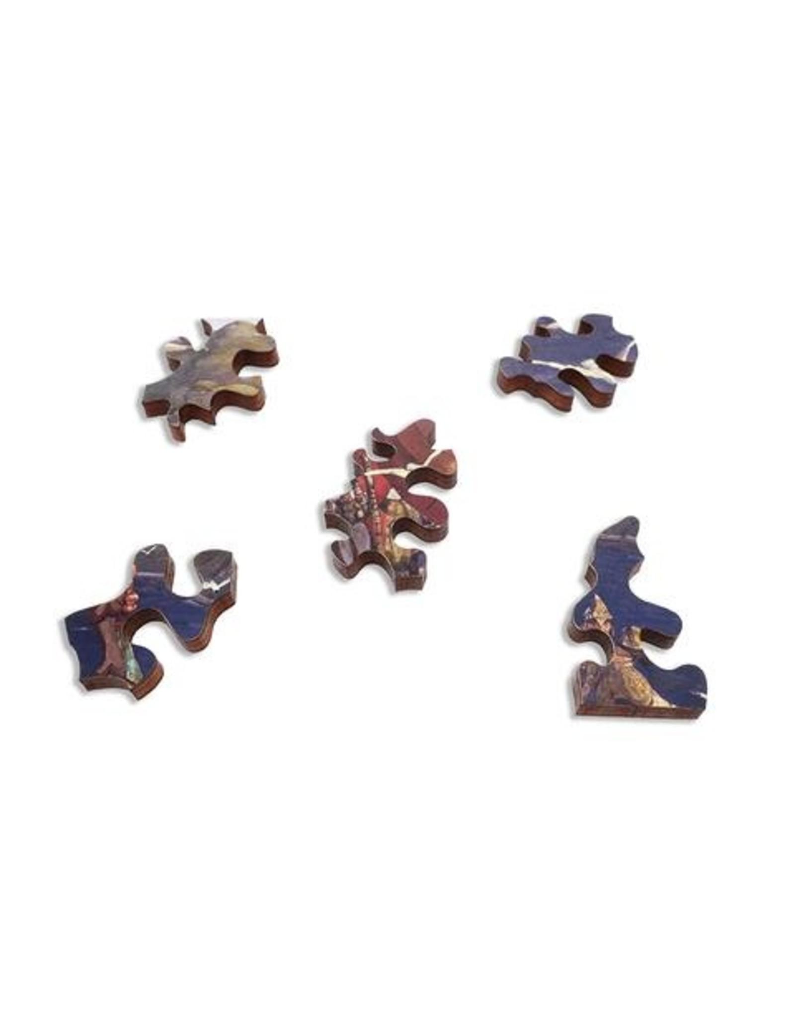 """Artifact Puzzles """"Varangian"""" Wooden Jigsaw Puzzle"""