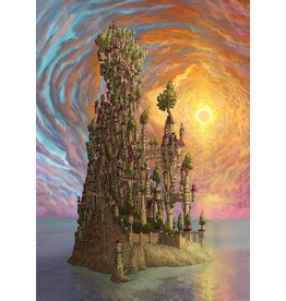 """Artifact Puzzles """"The Kingdom"""" Wooden Jigsaw Puzzle"""