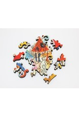 """Artifact Puzzles """"Romeo and Juliet"""" Wooden Jigsaw Puzzle"""