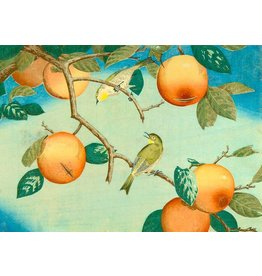 "Artifact Puzzles ""Persimmon Tree"" Wooden Jigsaw Puzzle"